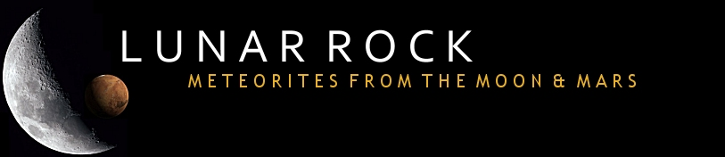 Lunar Rock Header